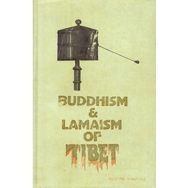 Heritage Publishers Buddhism & Lamaism of Tibet, by L. Austine Waddell