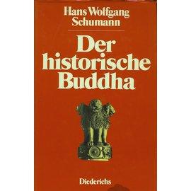 Diederichs Der Historische Buddha, von Hans Wolfgang Schumann