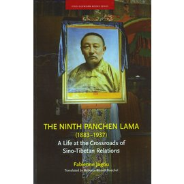 EFEO / Silkworm The Ninth Panchen Lama (1883-1937), by Fabienne Jagou