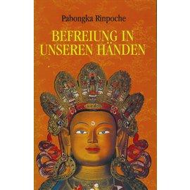 Diamant Verlag Befreiung in unseren Händen, von Pabongka Rinpoche, 2 Bände