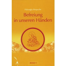 Diamant Verlag Befreiung in unseren Händen, von Pabongka Rinpoche, Band 1