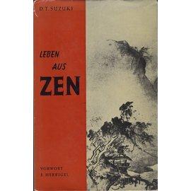 Otto Wilhelm Barth Verlag Leben aus Zen, von D.T. Suzuki