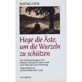 O.W. Barth Hege die Äste, um die Wurzeln zu schützen, von Sheng-Yen