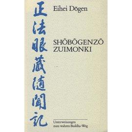 Theseus Verlag Shobogenzo Zuimonki, von Eihei Dogen