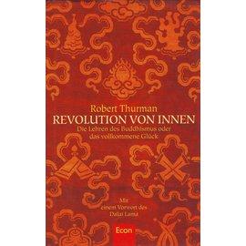 Econ Verlag Düsseldorf Revolution von Innen, von Robert Thurman