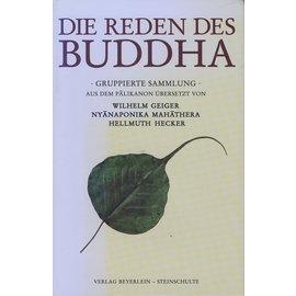 Verlag Beyerlein & Steinschulte Die Reden des Buddha, Gruppierte Sammlung, von Wilhelm Geiger u.a.