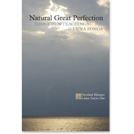 Snow Lion Publications Natural Great Perfection, by Nyoshul Khenpo