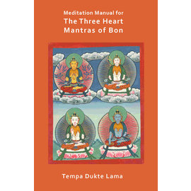 Olmo Ling Books Three Heart Mantra Meditation Manual, by Tempa Dukte Lama