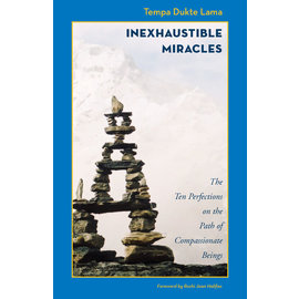 Olmo Ling Books Inexhaustible Miracles: The Ten Perfections ...., by Tempa Lama