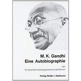 Verlag Hinder + Deelmann M.K. Gandhi, Eine Autobiographie
