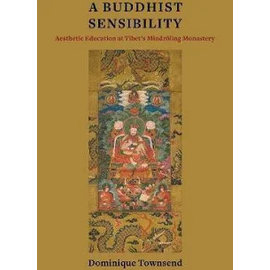 Columbia University Press A Buddhist Sensibility, by Dominique Townsend