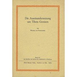 Alfred Metzner Verlag Die Auseinandersetzung um Tibets Grenzen, Wilhelm von Pochhammer