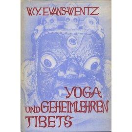 Otto Wilhelm Barth Verlag Yoga und Geheimlehren Tibets, von Evans-Wentz