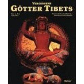 Verlag NZZ Vergessene Götter Tibets, von Peter van Ham, Aglajy Stirn