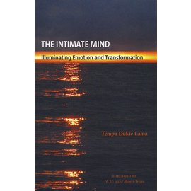 Olmo Ling Books The Intimate Mind: Illuminating Emotion and Transformation, by Tempa Dukte Lama