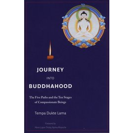 Olmo Ling Books Journey into Buddhahood: The five Paths and the ten Stages, Tempa Dukte Lama