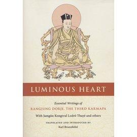 Snow Lion Publications Luminous Heart, by Karl Brunnhölzl (transl.)