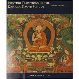 Rubin Museum of Art, NY Painting Traditions of the Drikung Kagyu School, by David P. Jackson
