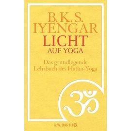 O.W. Barth Licht auf Yoga, von B.K.S. Iyengar