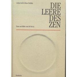 Eugen Diederichs Verlag Die Leere des Zen, von Achim Seidl & Klaus Holitzka