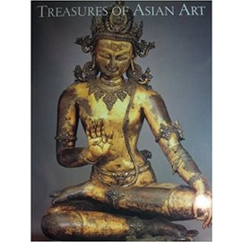 The Asia Society Galleries New York Treasures of Asian Art, by Denise Patry Leidy