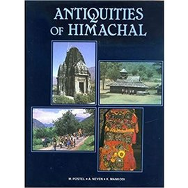 Franco-Indian Pharmaceuticals Private Ltd. Antiquities of Himachal, by M. Postel, A. Neven, K. Mankodi