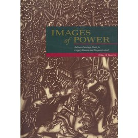 University of Hawai'i Press Images Of Power: Balinese Paintings made for Gregory Bateson and Margarete Mead