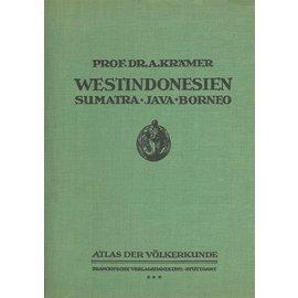 Franck'sche Verlagshandlung Stuttgart Westindonesien: Sumatra, Java, Borneo, von Augustin Krämer