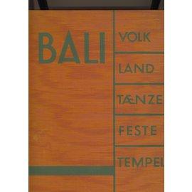 Georg Müller, München Bali: Volk, Land, Tänze, Feste, Tempel, von Gregor Krause