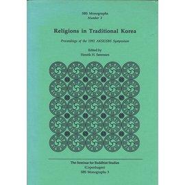SBS Monographs Copenhagen Religions in Traditional Korea, ed. by Henrik H. Sorensen