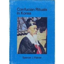 Asian Humanities Press, Berkeley Confucian Rituals in Korea, by Spencer J. Palmer