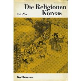 Verlag W. Kohlhammer Die Religionen Koreas, von Frits Vos