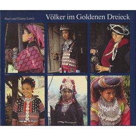 Edition Hansjörg Mayer Völker im Goldenen Dreieck, sechs Bergstämme in Thailand, von Paul und Elaine Lewis