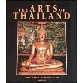 Thames and Hudson The Arts of Thailand, by Steve van Beek, Luca Invernizzi Tettoni