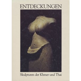 Klett-Cotta Entdeckungen: Skulpturen der Khmer und Thai, von Roger Goepper