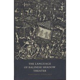 Princeton University Press The Language of the Balinese Shadow Theater, by Mary Sabina Zurbuchen