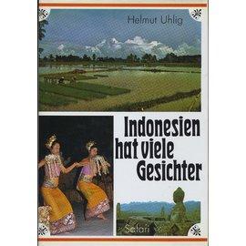 Safari Verlag Berlin Indonesien hat viele Gesichter, von Helmut Uhlig