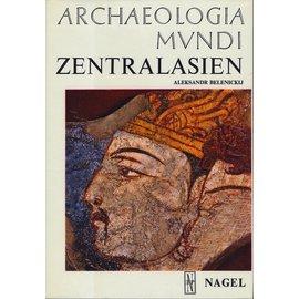 Nagel  Verlag München Zentralasien, von Aleksandr Belenickij