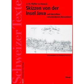 Haupt Verlag Skizzen von der Insel Java, von J.J.X. Pfyffer zu Neueck