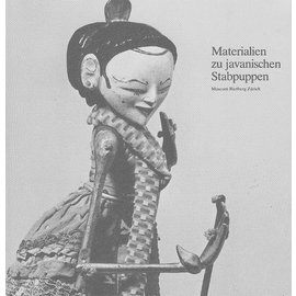 Museum Rietberg Zürich Materialien zu javanischen Stabpuppen, Museum Rietberg Zürich