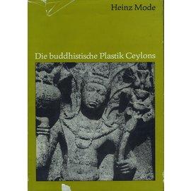 V.E.B. E.A Seemann, Leipzig Die Buddhistische Plastik Ceylons, von Heinz Mode