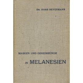 Verlag Reimar Hobbing, Berlin Masken und Geheimbünde in Melanesien, von Dr. Hans Nevermann