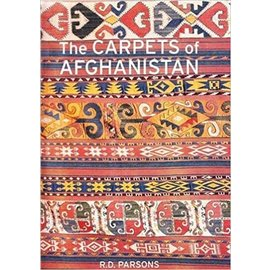 ACC Art Books, Woodbridge The Carpets of Afghanistan, by R.D. Parsons