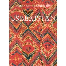 Edition Hansjörg Mayer Usbekistan: Erben der Seidenstrasse, von Johannes Kalter, Margareta Pavaloi