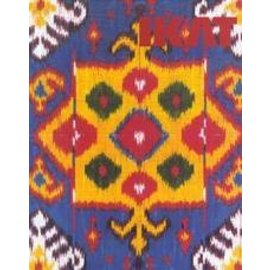 Laurence King Publishing Ikat: Splendid Silks of Central Asia: The Guido Goldman Collection