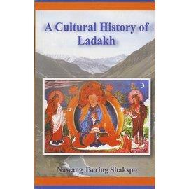 Centre for Research on Ladakh, Sabu, Leh A Cultural History of Ladakh, by Nawang Tsering Shakspo
