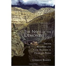Oxford University Press The Navel of the Demoness, by Charles Ramble