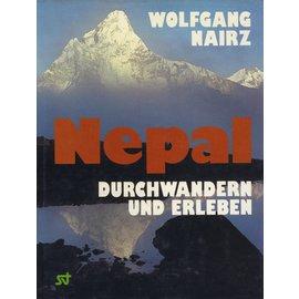 Steiger Verlag Innsbruck Nepal durchwandern und erleben, von Wolfgang Nairz