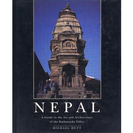 Paul Strachan Kiscadale Nepal, a Guide to the Art and the Architecture of the Kathmandu Valley