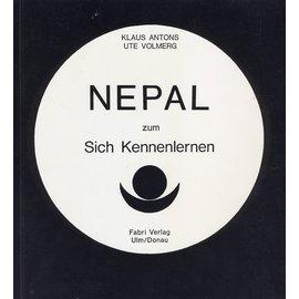 Fabri Verlag Nepal zum sich kennenlernen, von Klaus Antons, Ute Volmerg